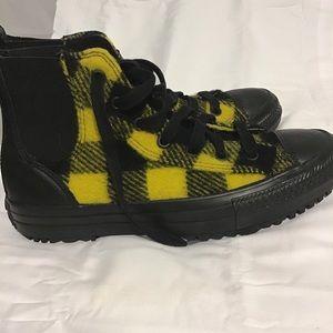 Converse woolrich sneakers